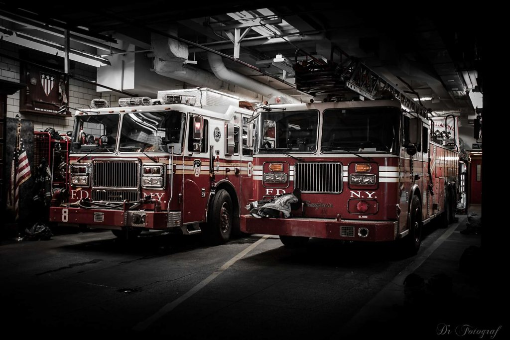 New York Fire Engines