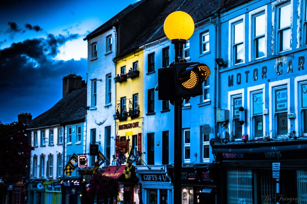 Blue Hour in Kilkenny
