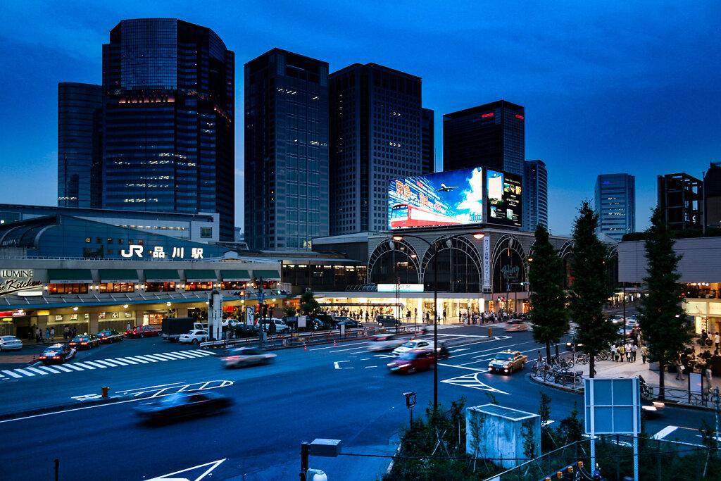 Shinagawa Station, Tokyo
